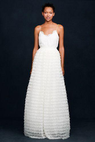 The Alternative-Bride Wedding-Dress Guide #refinery29  http://www.refinery29.com/alternative-wedding-dresses#slide8