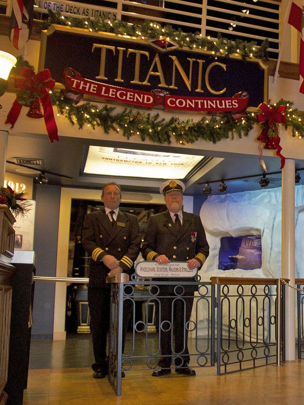 13 Best Images About Christmas At Titanic On Pinterest