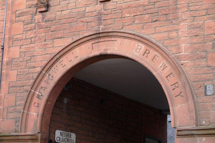 Edinburgh, 65 Calton Road, Craigwell Brewery | ScotlandsPlaces