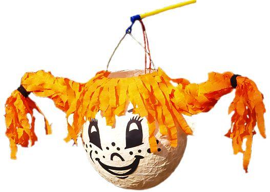 Pippi-Langstrumpf-Ballonlaterne
