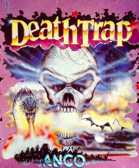 AtariCrypt: Death Trap