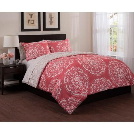 bedroom set walmart east end living madeline complete bed in a bag bedding set 10636