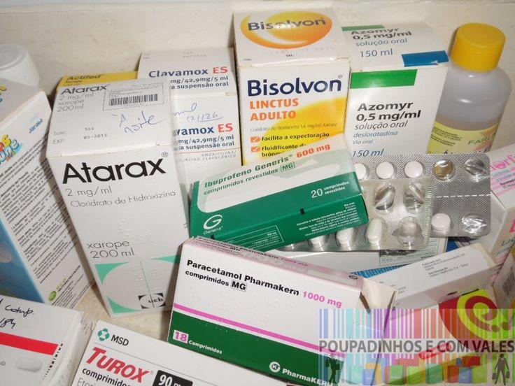 Tabela - Poupar em medicamentos