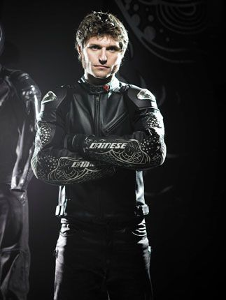 Guy Martin - TT Racer and completely nuts (in the best way you can be)