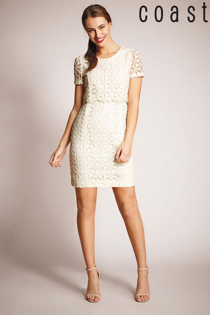 Next online party dresses - Buy Coast Cream Imogen Burnout Dress From The Next Uk Online Shop