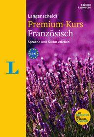 Langenscheidt Premium-Kurs Französisch-Sprachkurs mit 2 Büchern, 6 Audio-CDs, MP3-Download, Online-Tests und Zertifikat