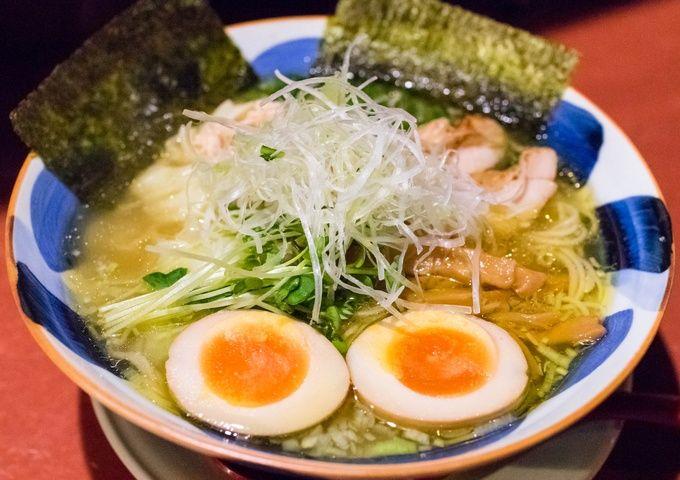 年間800杯食べるマニアが厳選!絶対食べたい東京の激ウマ人気ラーメン ... 「らーめん 天神下 大喜」湯島