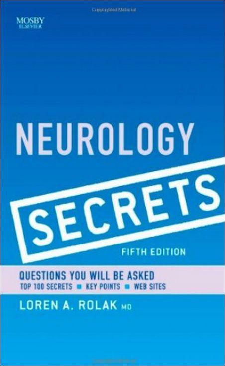 Neurology Secrets 5th Edition PDF