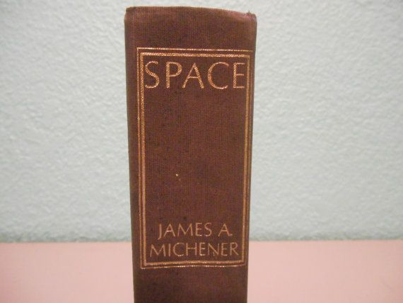 Space by James A. Michener  Random House by SouvenirAndSalvage