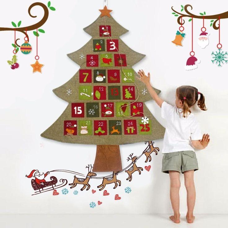 Advent Calendar Christmas Countdown in 2020 Christmas