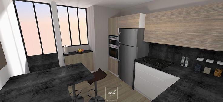Vous souhaitez #renover votre #cuisine mais vous ne savez quel est l'aménagement qui vous convient. Notre équipe vous conseille et vous propose des solutions adaptées à votre intérieur ainsi qu'à votre mode de vie!