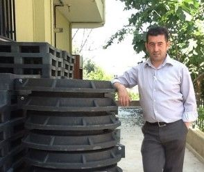 Where is your manhole cover composite manhole sellers suppliers gursel gürcan 0090 539 892 07 70