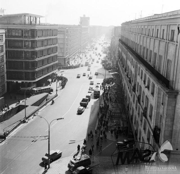 """Centralny Dom Towarowy """"Smyk"""", 1966"""
