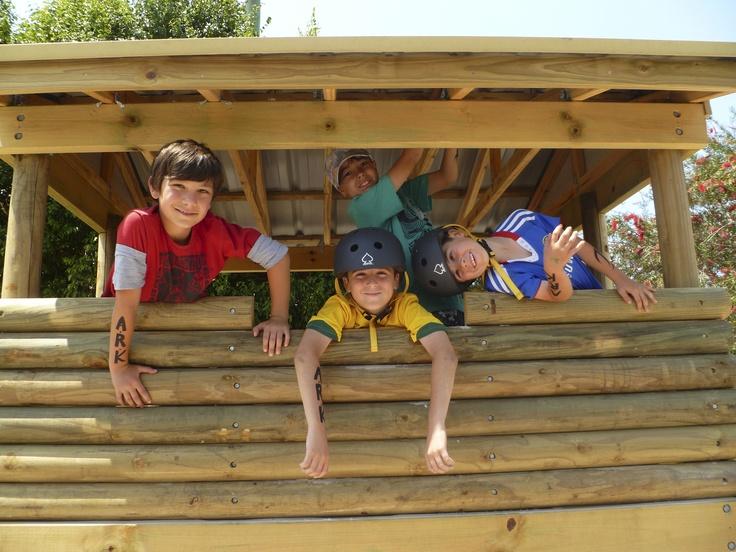 Kidz Korner Fun - Fraser Lodge Holiday Park