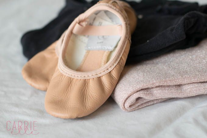 Where to Find Toddler Dancewear on a Budget - Carrie Elle
