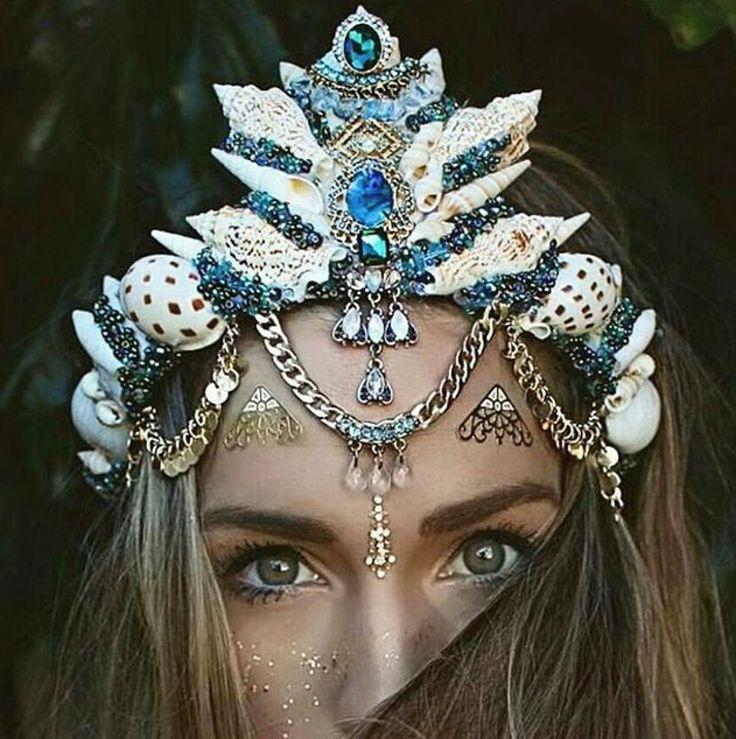 sirena, corona