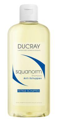 DUCRAY SQUANORM fettige Schuppen Shampoo - Bei fettiger Kopfhaut mit Schuppen.  Neue Formulierung, neuer Duft, mehr Inhalt.