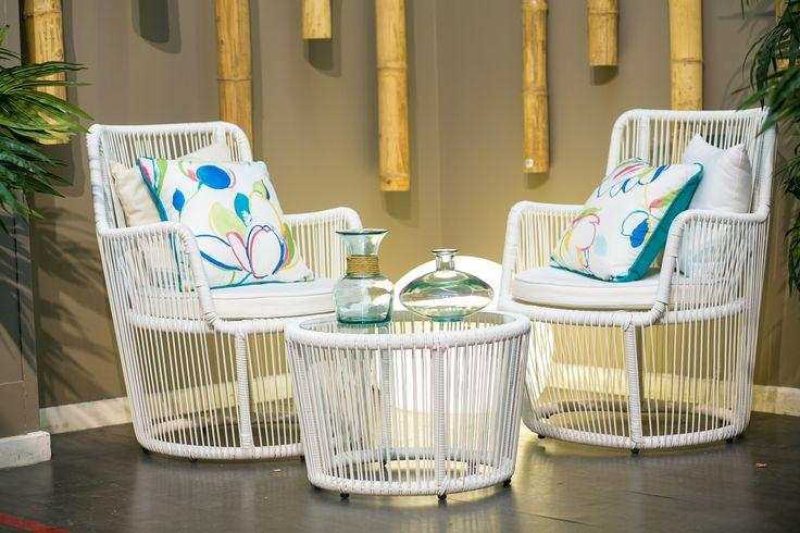 #Homy #Deco #Decor #Ideas #Inspiración #Terraza #White #Spring #Summer #Sun #Sunny