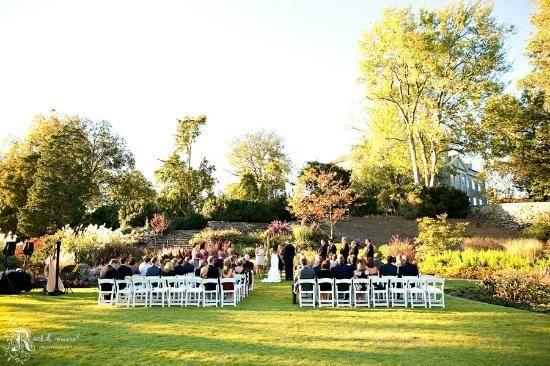 Cheekwood Botanical Gardens Museum Of Art A Wedding In The Wills Perennial Garden I Hear