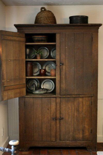 Wonderful Old Cupboard