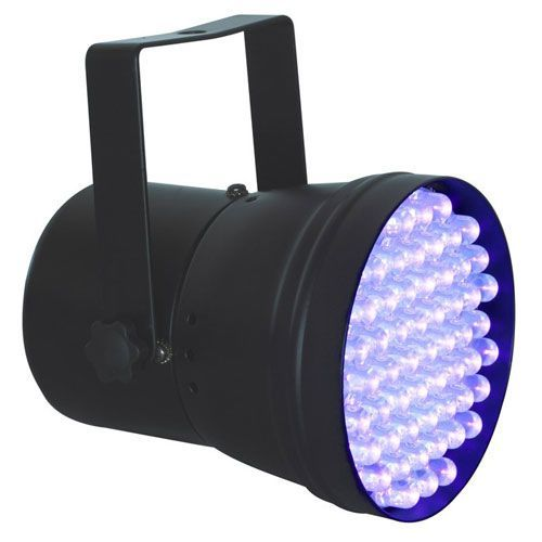 Foco LED puntual para iluminación discoteca #discoteca #verano #fiesta #noche #diversion #iluminacion #decoracion