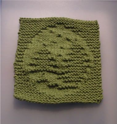 Knitted washcloth patterns, Knitted washcloths and Dishcloth on Pinterest