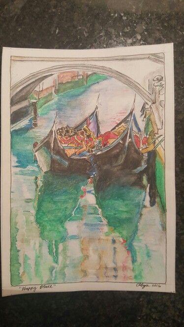 Venesië voorblad