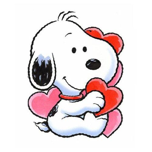 BABY SNOOPY  -  Pinned 3-10-2015.