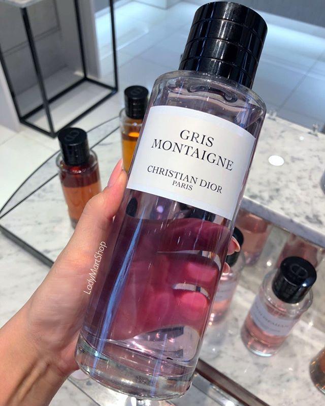 Chuvstvennyj I Takoj Elegantnyj Aromat Dior Gris Montaigne Sozdan