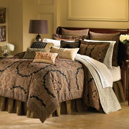 "i really like this ""Bombay Company"" Find it at bombaycompany.com  - Tenali King Comforter 4 Piece Set"