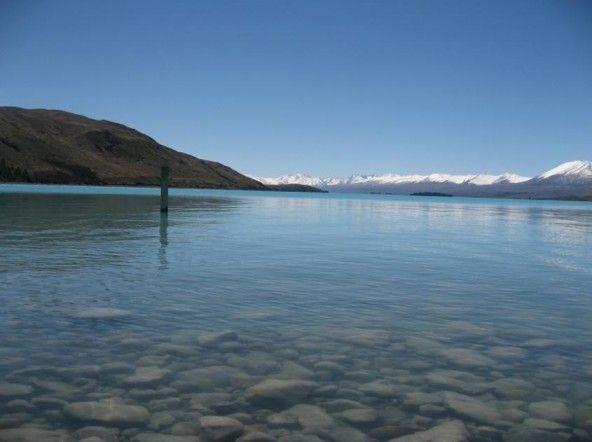 Alexandra, New Zealand   Lake Tekapo 592x442 Glacial Architect Alexandra in New Zealand
