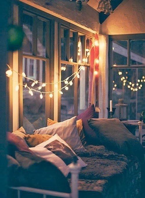 Уютный уголок возле окна - Дизайн интерьеров | Идеи вашего дома | Lodgers