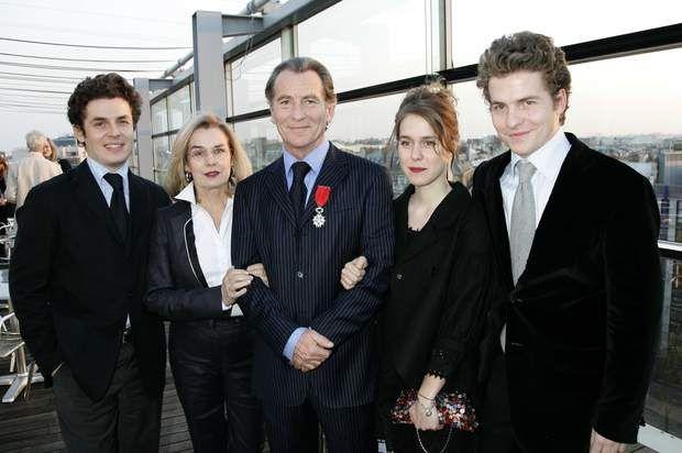 La famille Leymergie