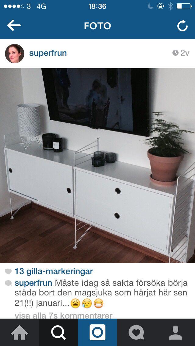 TV-bänk