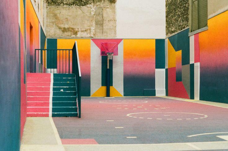 https://flic.kr/p/HyCDvi | [Argentique]Playground Duperré - Paris | Playground Duperré - 22 rue Duperré Paris 9e - France - 07/2017  Boîtier : Pentax ME Super SE Objectif : SMC Pentax-M 40mm F2.8 Pellicule : Lomography Color Negative 100 (expirée - 07/2013)