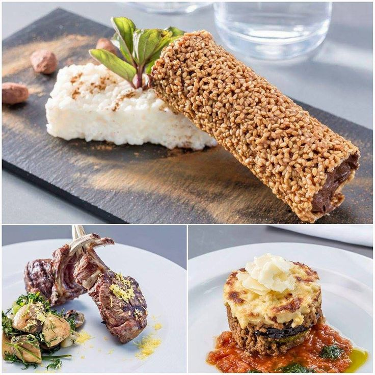 Astra #Restaurant's #foodie temptations await you..! Elegant Greek and #Mediterranean #dishes with a twist are prepared with care by our talented #chef for our beloved guests. You are all invited to indulge in this delicious gastronomic tour!  #restaurant #food #Santorini #local