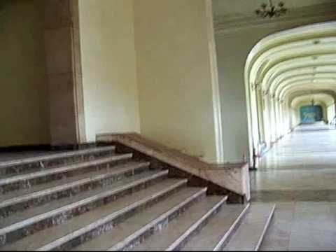 """""""The Hall of the Lost Footsteps"""" -""""Al. I. Cuza"""" University"""