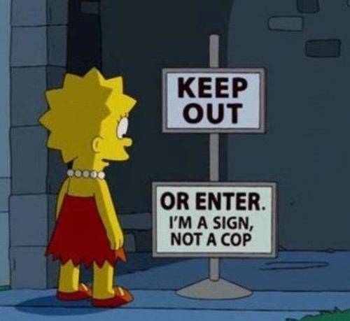 The Simpsons Win.