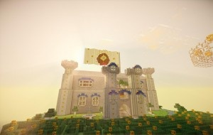 Top #Minecraft Castles & #Fortresses Summer 2012