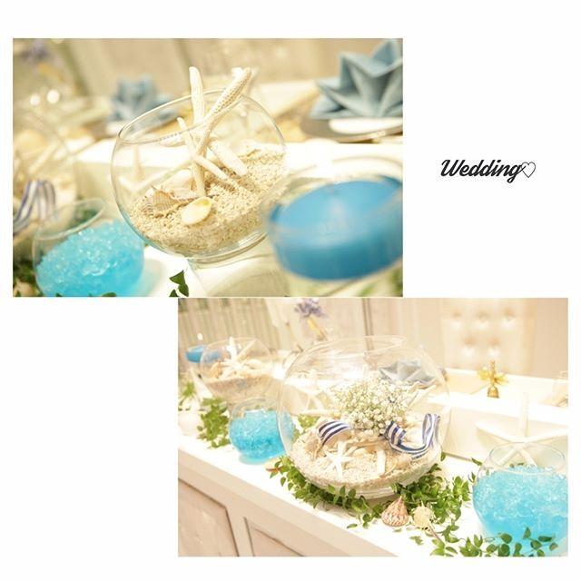 【arcenciel.minamiaoyama】さんのInstagramをピンしています。 《真っ白なパリスに淡いブルーのコーディネートはいかが?リゾート風にしても素敵♪ #omotesanndou#minamiaoyama#wedding#表参道#結婚式#プレ花嫁#ウエディングドレス#南青山#ゼクシィ#アルカンシエル#アルカンシエル南青山#arcenciel#新郎#新婦#マリンテイスト#ブルー#海#コーディネート#ハワイ#リゾート》