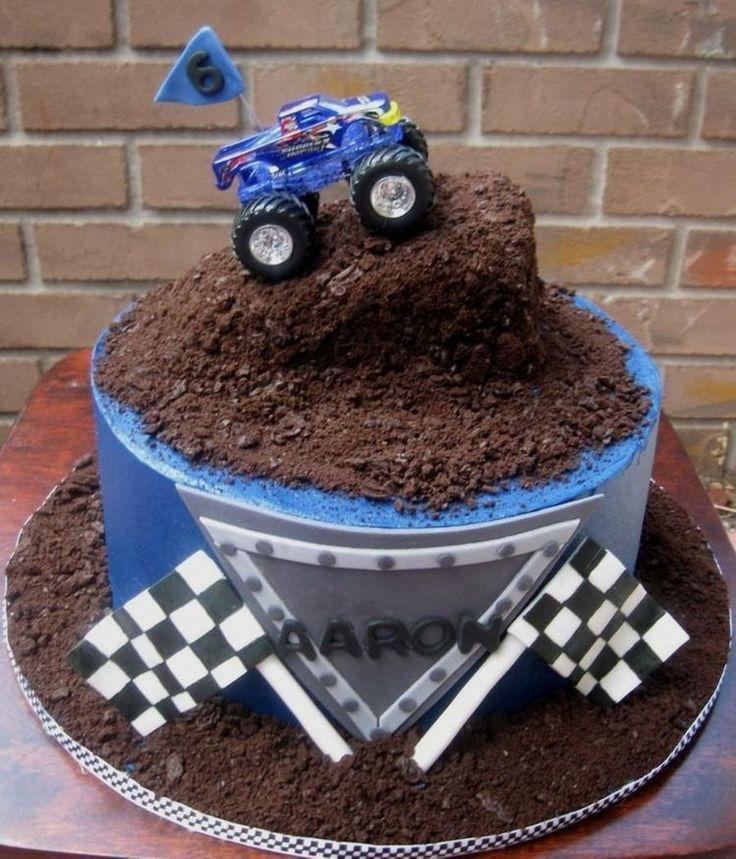 Monster Truck on Cake Central