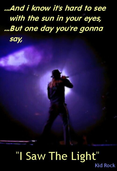 Kid Rock song lyrics. | music | Pinterest | Kid, Rock ...