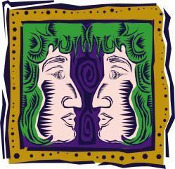 GÉMINIS Géminis se identifica, evidentemente, con los gemelos del zodíaco. A menudo se le representa mediante dos niños cuyo parecido es perfecto y que se dan la mano cariñosamente. Esta imagen nos recuerda el decimonoveno arcano del tarot adivinatorio: el Sol. El hecho de ser gemelo engendra una...