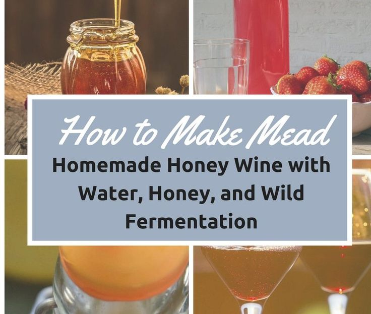 Mead, or honey wine, is an alcoholic beverage made using honey, water, and fermentation. Alcohol content? Yes, most definitely. What better act of radical homemaking than to make our own alcoholic beverage using only water, honey, and the wild yeasts around us? As the popularity of homemade honey wine increases, there are many supplies and fermentation kits available. But learning how to make mead is not complicated and you can enjoy homemade honey wine using only honey, water, and wild…