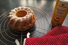 Nusskuchen ohne Zucker und Mehl 1