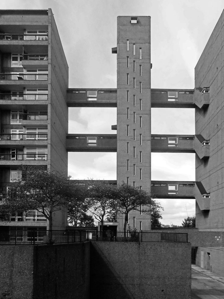 Carradale house, London - Weronika Dudka