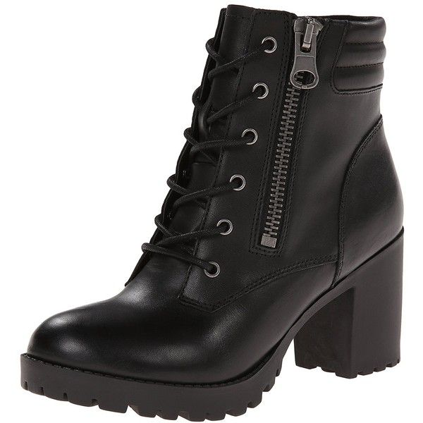 Amazon.com | Steve Madden Women's Noodless Boot | Ankle & Bootie ($63) ❤ liked on Polyvore featuring shoes, boots, ankle booties, steve madden bootie, steve madden, steve-madden ankle booties, bootie boots and steve madden boots
