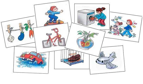 """""""Неправильные картинки"""" - дидактический материал для развития логического мышления (32 карточки)"""