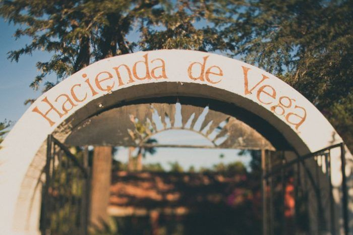 Hacienda de Vega in Escondido is a lovely restaurant hideaway where you'll dine in a secluded setting without having to travel way out to the boonies.