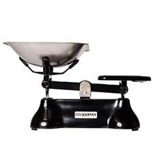 English Steel Counterweight Scale (Black) - love this & basically everything avail on this site...